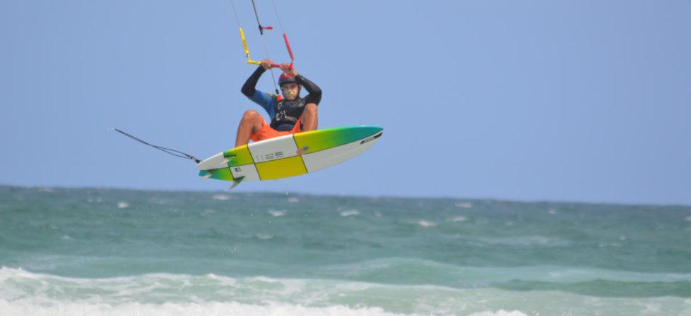 Knysna Kite Surfing