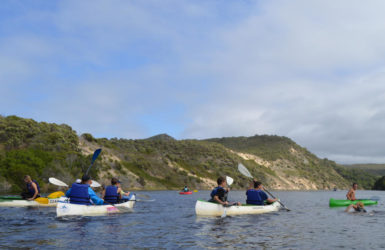 Knysna Canoeing