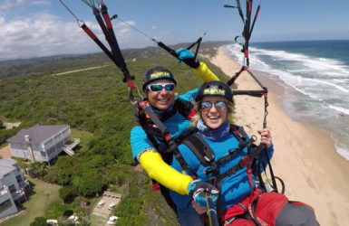 Wild 2 Fly - Paragliding Wilderness