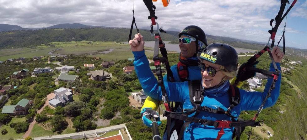 Wild 2 Fly - Paragliding Wilderness