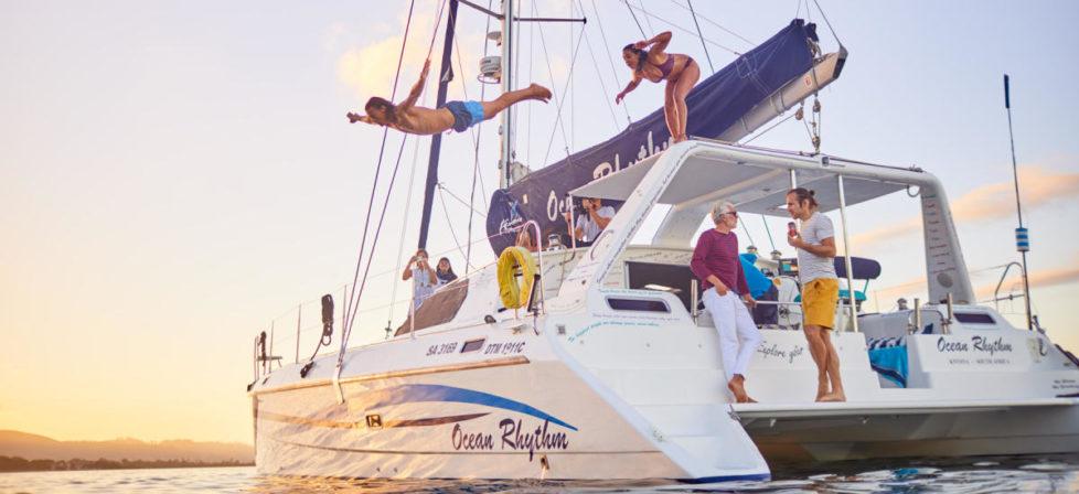 Ocean Sailing Charters, Knysna
