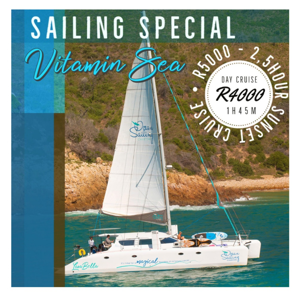 Ocean Sailing Charters Spring Special 2020